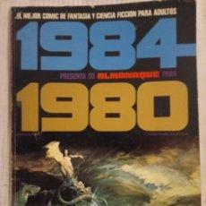 Comics : 1984 ALMANAQUE 1980. Lote 190457541