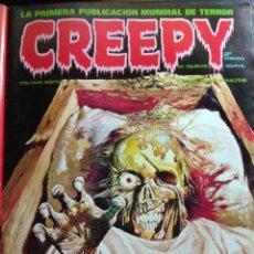 Cómics: CREEPY Nº 9. Lote 190686315
