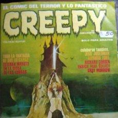 Cómics: CREEPY Nº 17. Lote 190686337