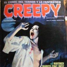 Cómics: CREEPY Nº 21. Lote 190686387