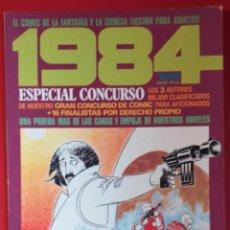 Cómics: ESPECIAL CONCURSO 1984 - TOUTAIN. Lote 191042061