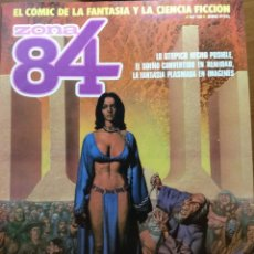 Cómics: ZONA 84 - Nº 19. Lote 191238313