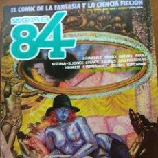 Cómics: ZONA 84 - Nº 20. Lote 191238340