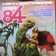 Cómics: ZONA 84 - Nº 21. Lote 191238355