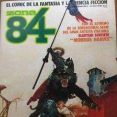 Cómics: ZONA 84 - Nº 22. Lote 191238375