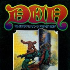 Comics : DEN (TOUTAIN, 1982) DE RICHARD CORBEN. SEGUNDA EDICIÓN. 120 PÁGINAS. Lote 191388471
