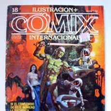 Cómics: ILUSTRACION + COMIX INTERNACIONAL 18. Lote 191615103