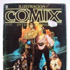 Cómics: ILUSTRACION + COMIX INTERNACIONAL 8. Lote 191615192