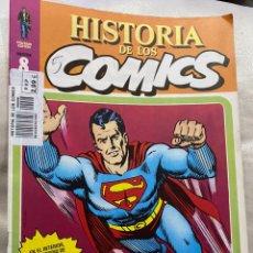 Cómics: HISTORIA DE LOS CÓMICS FASCÍCULO NÚMERO 8. Lote 191748846