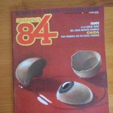 Comics : ZONA 84 Nº 24 - TOUTAIN (AT). Lote 191884121