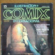 Fumetti: COMIX INTERNACIONAL Nº 15 - TOUTAIN . Lote 191801393