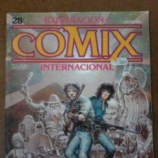 Comics: COMIX INTERNACIONAL Nº 28 - TOUTAIN - BUEN ESTADO. Lote 191816687