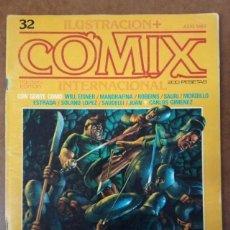 Comics: COMIX INTERNACIONAL Nº 32 - TOUTAIN - BUEN ESTADO. Lote 191835530