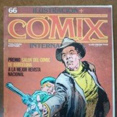 Fumetti: COMIX INTERNACIONAL Nº 66 - TOUTAIN . Lote 191889546