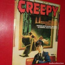 Cómics: CREEPY RETAPADO CON LOS 13-14-15. COMO NUEVO. Lote 192223003