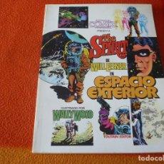 Cómics: THE SPIRIT EN ESPACIO EXTERIOR ( WILL EISNER WALLY WOOD ) ¡BUEN ESTADO! TOUTAIN ILUSTRACION COMIX. Lote 192459346