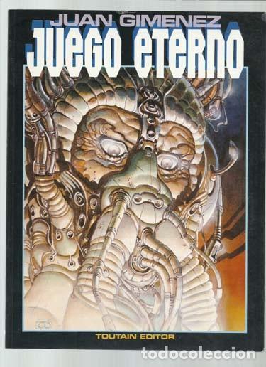 JUEGO ETERNO, 1987, TOUTAIN, BUEN ESTADO (Tebeos y Comics - Toutain - Álbumes)