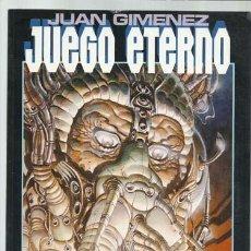 Cómics: JUEGO ETERNO, 1987, TOUTAIN, BUEN ESTADO. Lote 192670702