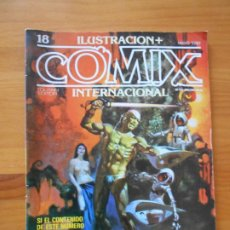 Comics: ILUSTRACION + COMIX INTERNACIONAL Nº 18 - TOUTAIN (W1). Lote 192857807
