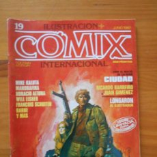 Comics: ILUSTRACION + COMIX INTERNACIONAL Nº 19 - TOUTAIN (W1). Lote 192857838