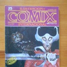 Comics: ILUSTRACION + COMIX INTERNACIONAL Nº 25 - TOUTAIN (Z1). Lote 192858367