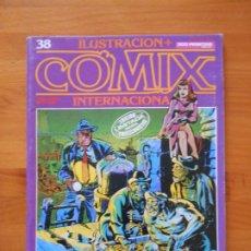 Comics: ILUSTRACION + COMIX INTERNACIONAL Nº 38 - TOUTAIN (CI). Lote 192868741