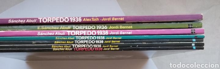Cómics: TORPEDO 1936 - Foto 3 - 192992056