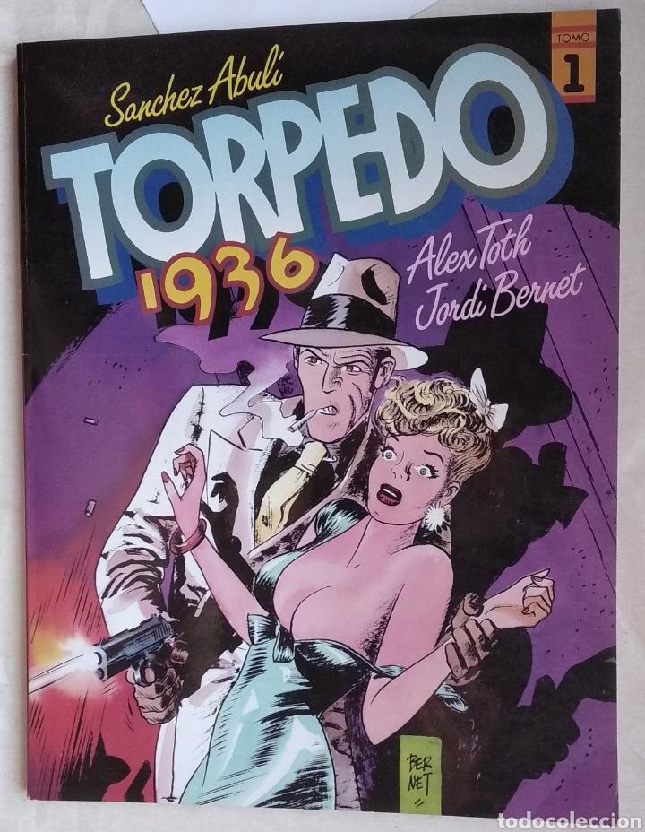 Cómics: TORPEDO 1936 - Foto 4 - 192992056