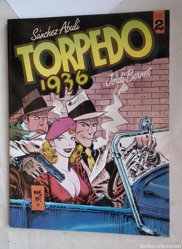 Cómics: TORPEDO 1936 - Foto 6 - 192992056