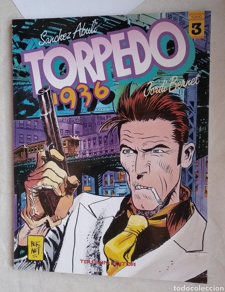 Cómics: TORPEDO 1936 - Foto 8 - 192992056