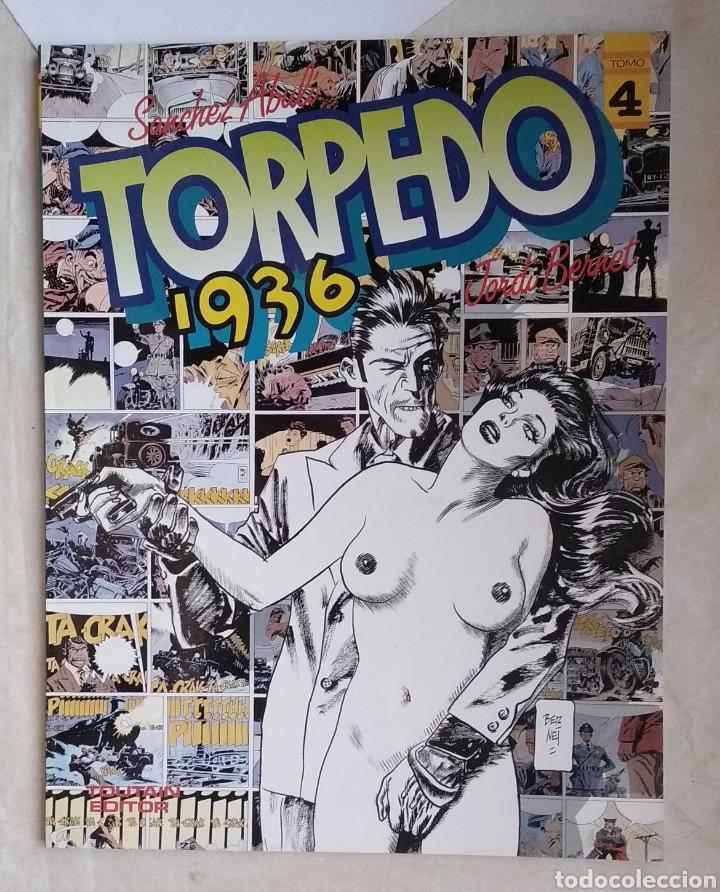 Cómics: TORPEDO 1936 - Foto 10 - 192992056
