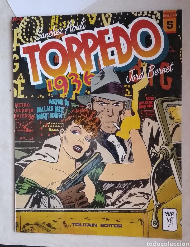 Cómics: TORPEDO 1936 - Foto 12 - 192992056