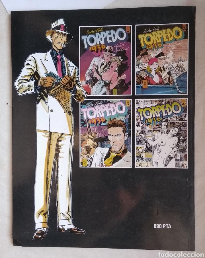 Cómics: TORPEDO 1936 - Foto 13 - 192992056