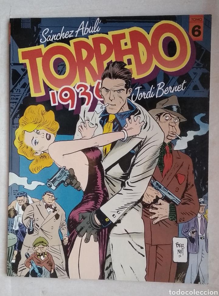 Cómics: TORPEDO 1936 - Foto 14 - 192992056