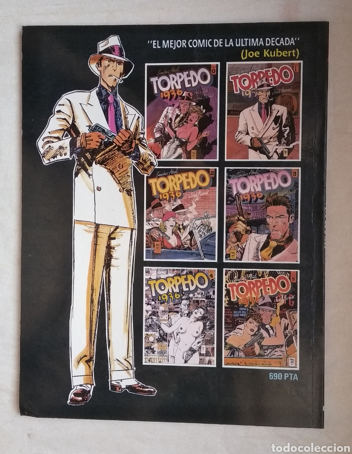 Cómics: TORPEDO 1936 - Foto 15 - 192992056