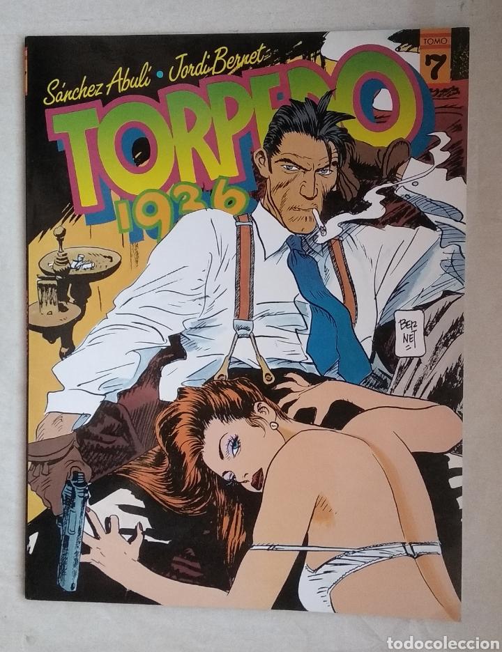Cómics: TORPEDO 1936 - Foto 16 - 192992056