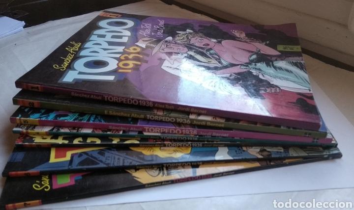 TORPEDO 1936 (Tebeos y Comics - Toutain - Otros)