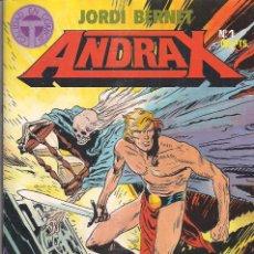 Cómics: ANDRAX Nº 1. Lote 193329737