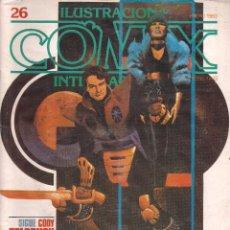 Cómics: ILUSTRACION + COMIX INTERNACIONAL. Nº 26. Lote 193570652