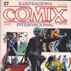 Cómics: ILUSTRACION + COMIX INTERNACIONAL. Nº 27. Lote 193570693