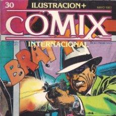 Cómics: ILUSTRACION + COMIX INTERNACIONAL. Nº 30. Lote 193570808