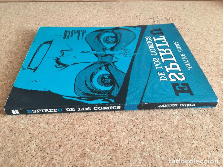 Cómics: ESPIRITU DE LOS COMICS - JAVIER COMA - TOUTAIN - GCH1 - Foto 3 - 193794233