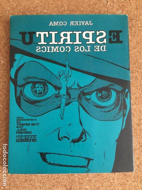 Cómics: ESPIRITU DE LOS COMICS - JAVIER COMA - TOUTAIN - GCH1 - Foto 4 - 193794233