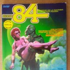 Cómics: RETAPADO ZONA 84 PRIMAVERA 2: NÚMEROS 7-8-9 (TOUTAIN, 1984).. Lote 193923583