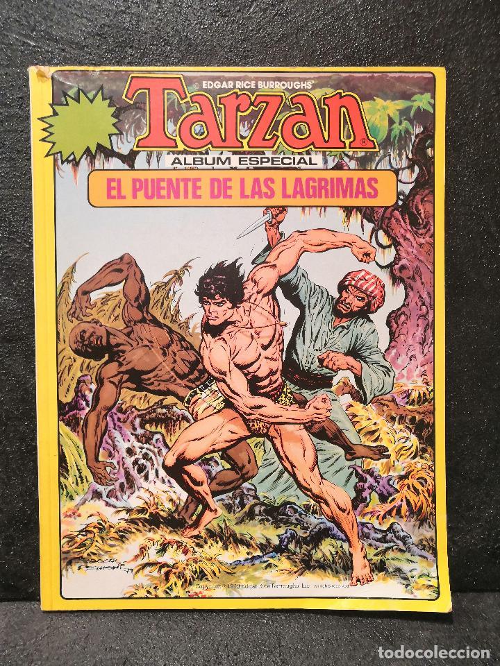 TARZAN - EL PUENTE DE LAS LAGRIMAS (TOUTAIN, 1979) (Tebeos y Comics - Toutain - Álbumes)