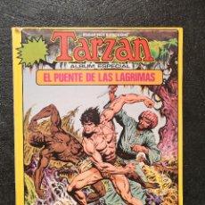 Cómics: TARZAN - EL PUENTE DE LAS LAGRIMAS (TOUTAIN, 1979). Lote 194089035