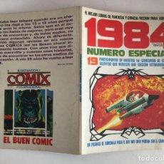 Cómics: 1984 - NUMERO ESPECIAL - TOUTAIN - GCH1. Lote 194285065