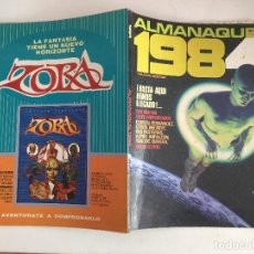 Cómics: 1984 - ALMANAQUE 1984 - TOUTAIN - GCH1. Lote 194285352