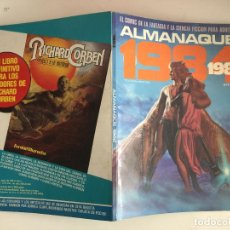 Cómics: 1984 - ALMANAQUE 1982 - TOUTAIN - GCH1. Lote 194285386