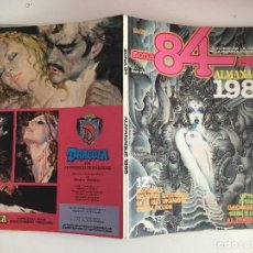 Cómics: ZONA 84 - ALMANAQUE 1985 - TOUTAIN - GCH1. Lote 194285568